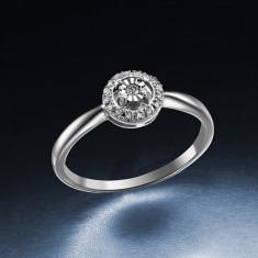 Inel Dacey cu diamant