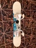 Snowboard + Legaturi + Boots Burton (freestyle)