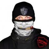 Thermal Fleece FaceShield - Gangster , captusite cu lana, made in USA, Din imagine
