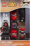 Ceas Lego Kids Mini Fig Watch Darth Maul