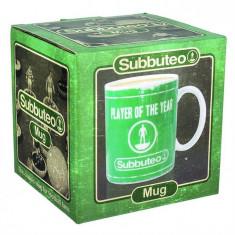 Cana Subbuteo Mug Player Of The Year Mug