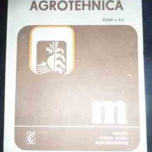 Agrotehnica - Budoi Gheorghe, Plesa Ioan, Trofin Gheorghe ,544872