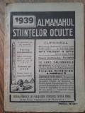 Almanahul stiintelor oculte 1939 //desfiintarea francmasoneriei
