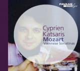Cyprien Katsaris - Mozart: Viennese Sonatina ( 1 CD )