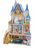 Casuta pentru papusi Cinderella Royal Dream, Multicolor, Kidkraft