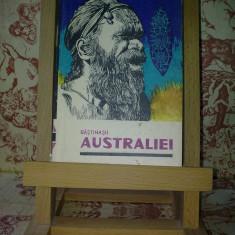 """George Iaru - Bastinasii Australiei """"A1885"""""""