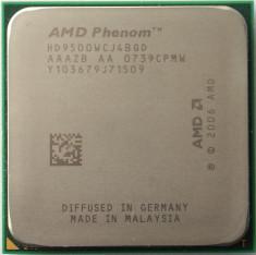 Procesor AMD Phenom 9500 Quad-Core 2.2 GHz Agena Skt AM2+ foto