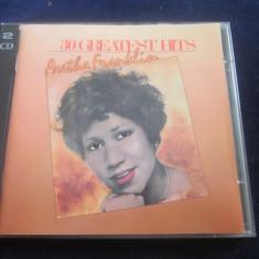 Aretha Franklin - 30 Greatest Hits _ dublu cd _ Atlantic ( Germania , 1986)