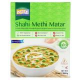 Ashoka Heat & Eat Methi Matar (Mancarica de Mazare cu Frunze de Schinduf) 280g
