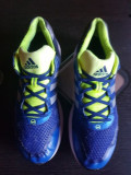 Adidas Formotion originali, low top, mărimea 48-31 cm., Albastru, Textil