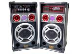 Set Boxe active karaoke GLS 8 speaker audio