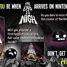 The End Is Nigh Nintendo Switch