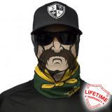Bandana/Face Shield/Cagula/Esarfa - Sheriff , made in USA, Din imagine