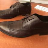 Pantofi GF FERRE, Maro, Gianfranco Ferre