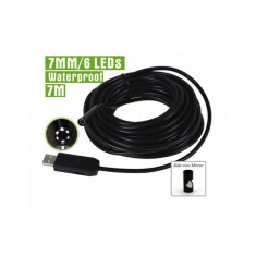 Camera video endoscopica cu USB