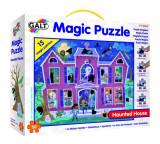 Magic Puzzle - Casa bantuita (50 piese), Galt