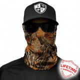 Bandana/Face Shield/Cagula/Esarfa - Forest Camo, SA Co. original, Din imagine