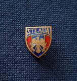 Insigna fotbal Steaua Bucuresti - email la cald