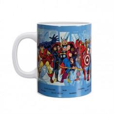 Cana Marvel Comics Character Mug