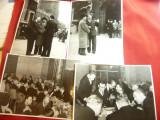 Set 8 Fotografii- P.Constantinescu-Iasi in Delegatia Romana1946-Londra prima ses