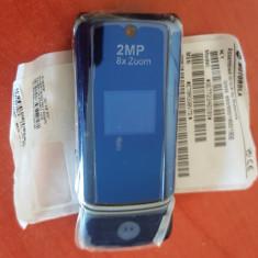 Telefon Motorola K1 albastru impecabil original, <1GB, Neblocat