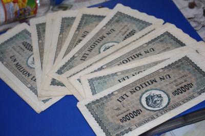 Bancnota  1000000 LEI 1947 foto