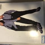 Pantaloni de schi,termo,marime XL,cu bretele,absolut noi