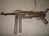 Incarcator militar german pentru MP'38/40/pistol mitraliera german WW2/colectie