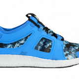 Pantofi sport Adidas Performance cc Rocket Boost S74467, 42, 42 2/3, 43 1/3, 44, 44 2/3, 45 1/3, 46, Albastru, Textil