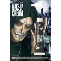 Crema de fata si corp, make-up party Halloween, tub 28 ml, negru