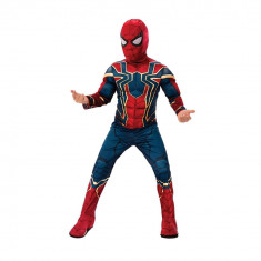 Costum Iron Spiderman M 5-6 ani - Carnaval24