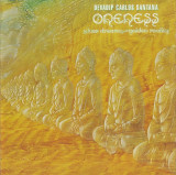 Santana Carlos Oneness : Silver Dreams Golden Reality (cd)