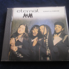 Eternal - Always & Forever _ CD,album _ EMI ( Europa , 1993 ), emi records