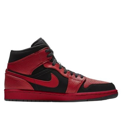 Ghete Barbati Nike Air Jordan 1 Mid 554724054 foto