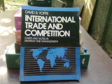 International trade and competition - David B. Yoffie (Comerțul internațional și concurența)