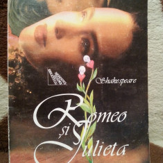 ROMEO SI JULIETA-WILLIAM SHAKESPEARE