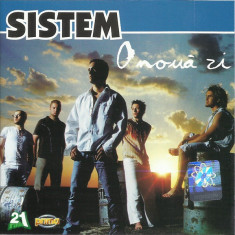 Sistem – O Noua Zi (1 CD), cat music