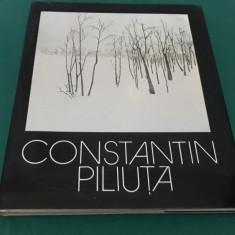 ALBUM CONSTANTIN PILIUȚĂ*PEISAJELE AMINTIRII/1983