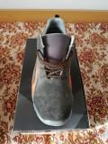 Vand bocanci protectie bombeu, 45, Gri, Extreme Shoes
