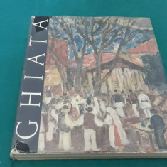ALBUM DUMITRU GHIAȚĂ/ A. BACONSKY/ 1966