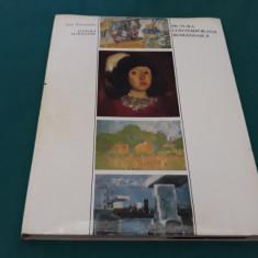 PICTURA CONTEMPORANĂ ROMÂNEASCĂ/ ION FRUNZETTI/ 1974