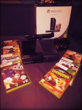 Xbox 360 4gb+kinect