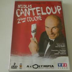 Nicolas canteloup - 2 dvd, Altele