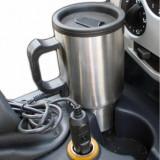 Cana Auto Electrica din Inox 450 ml, 12 V - 120W, RoGroup