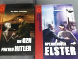 UN OZN PENTRU HITLER OPERATIUNEA ELSTER  EMIL STRAINU