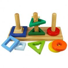 Joc de potrivire - Forme geometrice