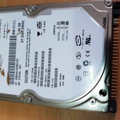 "HDD-05.HDD Laptop 2.5"" IDE 60 GB Seagate 5400 RPM 8 MB, 100-199 GB"