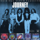 Journey Original Album Classics Boxset (5cd)