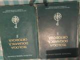 Teologia dogmatica ortodoxa Dumitru Staniloae vol.I-II