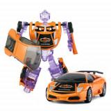 Robotel Transformabil Starry Transformation 2 in 1 Mov, Rastar